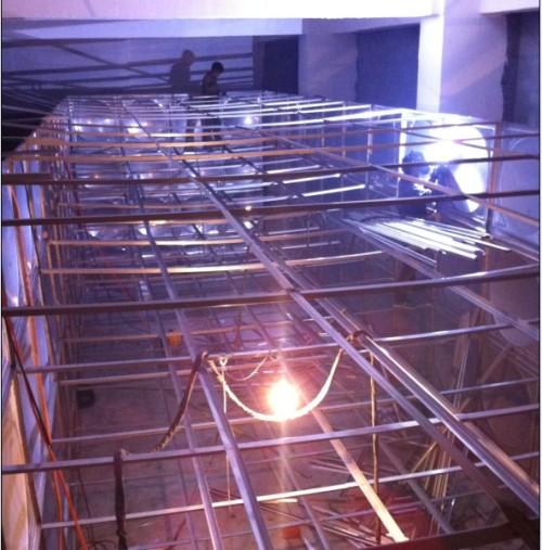 中国五冶集团-富士康E2地块拉筋图